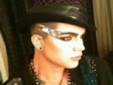 Adam Lambert's Close Shave