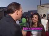 Eva Longoria Talks MakeUp @BlairingO