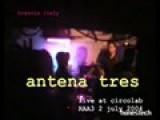 ANTENA TRES-LIVE IN BRESCIA.ITALIA