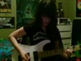 Me Covering Poison By Alice Cooper