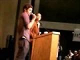 Adam Brody And Joy Bryant