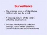 Autism & Surveillance By