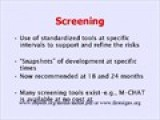 Autism Screening By