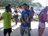 Asian Guy Dancing To