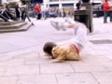 Breakdancing In London