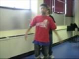 Breakdancing?