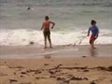 Boys At Cali Beach