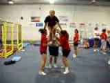 Cool Cheer Stunts