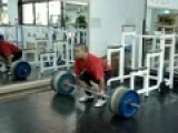 DeadLift And Carry 200kg