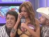 Gaby Ramirez En El Show De A Que No