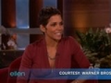 Halle Berry Talks About