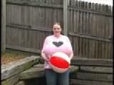 Keisha Evans Titsball 2