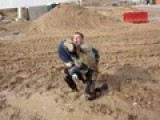 Mud Wrestling In Iraq!!!