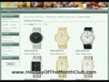 Mens Dress Watches - Mens
