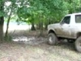 Mud Riding In The Ford 4x4