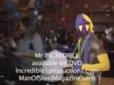 Mr INCREDIBLE! MAN Of STEEL