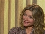 Michelle Pfeiffer Talks