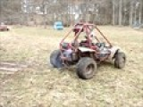 My Custom Buggy With A Honda TRX300