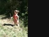 Play Hiking To Ludlow Falls I Saw A Crocodile Awake Video