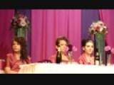 Play Me Singing At Zena' S Wedding Video