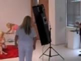 Play EBIZZ.TV Super Sex Bomb Malene Espensen Calendar Video