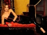 Play Candace Bailey&#39 S Dominatrix Lesson Video