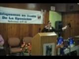 Predicadora Mercedes Santos Tema: La