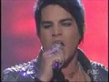Play Adam Lambert Video