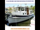 SALE: 1990 32&#39 NORDIC TUGS Enclosed