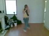 The Boy Usher Breakdancing