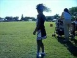 The Best Cartwheel @ Cheerleading
