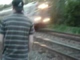 Throwing Rocks At A Septa