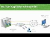 How To Manage Your VMware ESX Infrastructure With The HyTrust Appliance