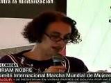 Activistas Denunciaron Graves Violaciones A DD.HH En Colombi