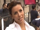 Celebrity Interviews Eva Longoria Parker Gets Bossy
