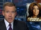 NBC Nightly News With Brian Williams Aretha Franklin Takes Six-month Medical Leave