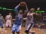 Allen Iverson Crazy Fade Away Duble Clutch And1 Nolook Shot