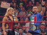 WWE Monday Night Raw Charlie Haas Is The Glamazon