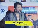 Anil Kapoor Launches Slumdog Millionaire