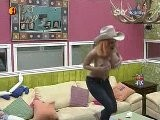 Sabrina Sabrok Sexy Striptease On Big Brother Mexico