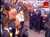¡Larisa Riquelme Llegó A Lima!