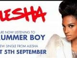 Alesha Dixon - Drummer Boy New Song