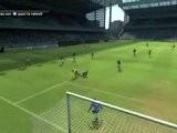 FIFA 10 Journée 2 ASSE - FCSM Saison 2010-2011