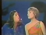 Mama Cass Elliot & Julie Andrews 1972