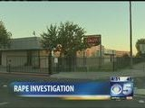 14 Yr. Old Student Raped