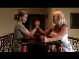 Armwrestling Melissa Dettwiller Vs Danielle