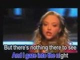 Karaoke Gimme Gimme Gimme - Amanda Seyfried