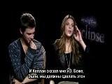 Интервью Ксавьера Самюэля и Эшли Грин для Glamour UK