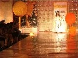 Aishwarya Rai Bachchan At HDIL Fashion Show
