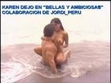 Bellas Y Ambiciosas Karen Dejo-Playa
